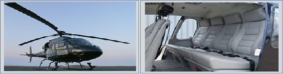 AS355 Twin Squirrel - Crooked Compass by Air