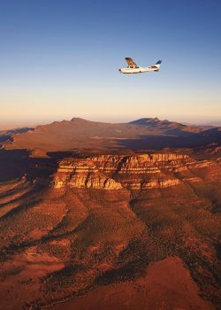 Arkaba Flinders Ranges - SATC - Crooked Compass by Air