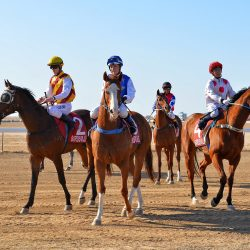 Birdsville races 2 Tourism and Events Queensland - Reichlyn Aguilar Crooked compass by Air