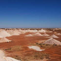 Coober Pedy Opal Fields - Crooked Compass by Air