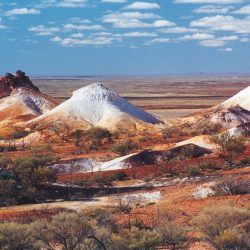 Coober Pedy breakaways - Crooked Compass by Air