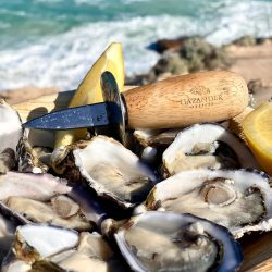 Eyre Peninsula oysters - Crooked Compass by Air