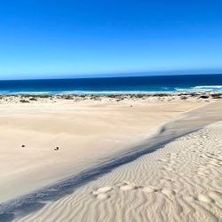 Eyre Peninsula Beach - Crooked Compass by Air