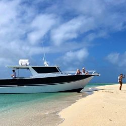 Haggerstone island private yacht - Crooked Compass by Air