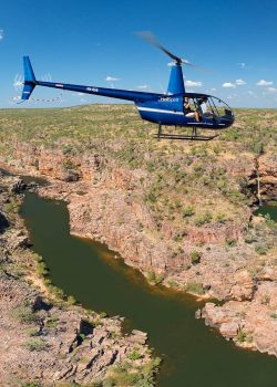 Kimberley-Top-End_Katherine-Gorge Helispirit - Crooked Compass by Air