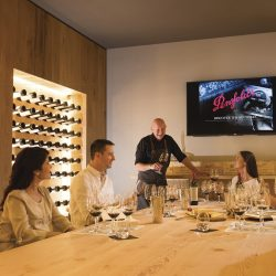 Penfolds exclusive experience - Crooked Compass by Air