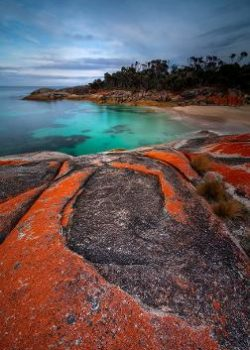 TemptingTAS_Trousers Point Flinders Island Luke Tscharke - Crooked Compass by Air
